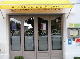 Table de marion